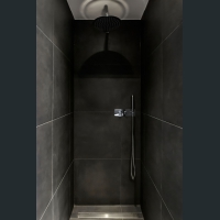 Dusche Gästebad
