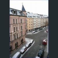 Blick Richtung Nymphenburg